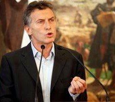 Argentina,  ¿Macri presidente?