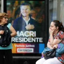 La política exterior de Macri