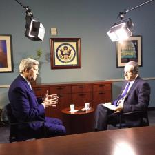 """John Kerry y el """"golpe de Estado"""" venezolano"""