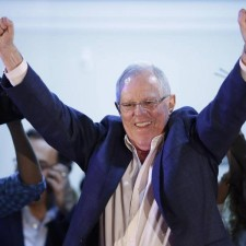 Peru's president-elect demands freedoms in Venezuela