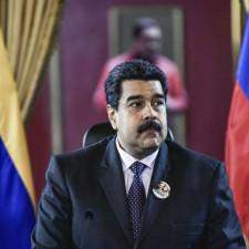 La creciente soledad de Maduro