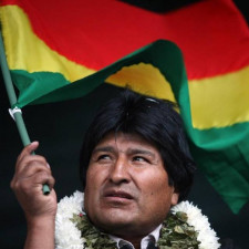 Bolivia's Morales built a $7.1 million museum to himself. That's not his biggest ego trip