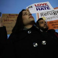 La oficina de propaganda contra los inmigrantes de Trump