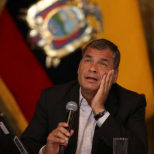 Correa's 'economic miracle' in Ecuador was actually a monumental sham