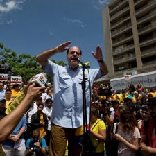 Venezuela's opposition is gaining momentum — at home and abroad