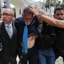 Venezuela's strongman was directly responsible for the attack on the National Assembly