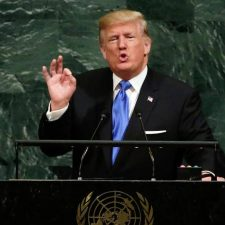 Surprise! Trump's first U.N. speech made good points about Venezuela and Cuba