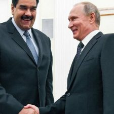 Maduro and Putin must be celebrating Trump's threat to revoke NBC's license