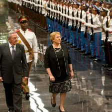 Bachelet's trip to Cuba was shameful, and a blow to Latin America's democratic left