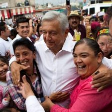 Don't laugh: Trump may not mind a leftist victory in Mexico's July 1 elections