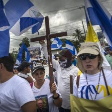 Pope Francis must break his shameful silence about Nicaragua's brutality against protesters and priests