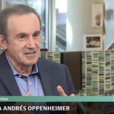 Ariel Torres entrevista a Andrés Oppenheimer – Conversaciones