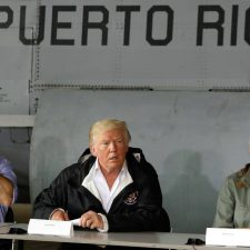 Trump candidates may be punished for the president's denial of Puerto Rico's hurricane death count