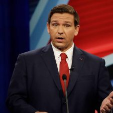 Republican gubernatorial candidate DeSantis should control his temper when asked legitimate questions