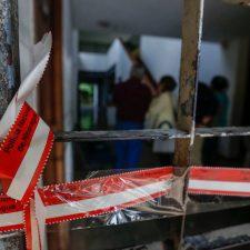 El colapso de Nicaragua