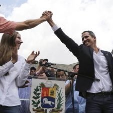 Juan Guaidó is the most courageous political figure that Latin America has seen in years
