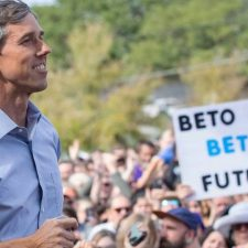 Beto O'Rourke is no Latino, but he may end up being the Latinos' favorite candidate