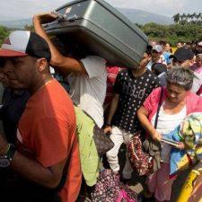 El éxodo venezolano se está disparando
