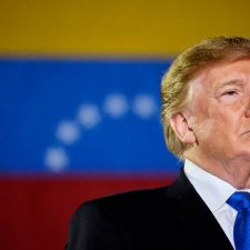 President Trump, if you feel so strongly about Venezuela, why don't you give Venezuelan exiles temporary immigration papers?