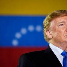La hipocresía de Trump sobre Venezuela