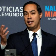 Julian Castro says Hispanic turnout will rise dramatically in 2020. Hmmm . . .