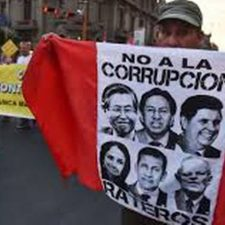 The downside of Peru's anti-corruption crusade? It could elect a populist demagogue