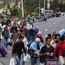 El exodo venezolano podria duplicarse en el 2020