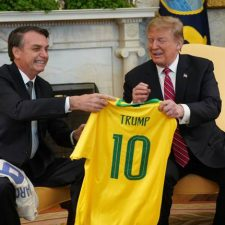 Trump's 'love affair' with Brazil's right-wing Bolsonaro could change Latin America' s political map