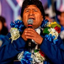 Morales hijacked Bolivia's election. World democracies must declare him 'illegitimate'