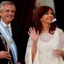 Argentina's new president said the right things, but was surrounded by the wrong people