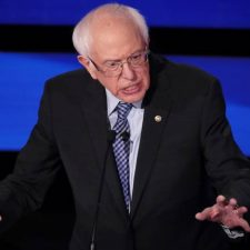 Democratic hopeful Bernie Sanders is worse than Trump on U.S. trade with Mexico