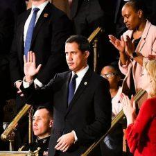 Trump le dio un espaldarazo político a Guaidó