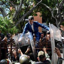 Juan Guaidó explica los próximos pasos de la oposición venezolana
