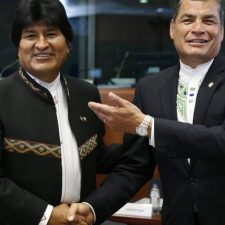 Don't shed a tear for the ex-populist leaders of Ecuador and Bolivia