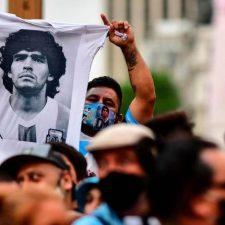 El último show de Maradona